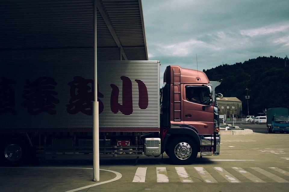 Transporte – mudança - logística – eficiente