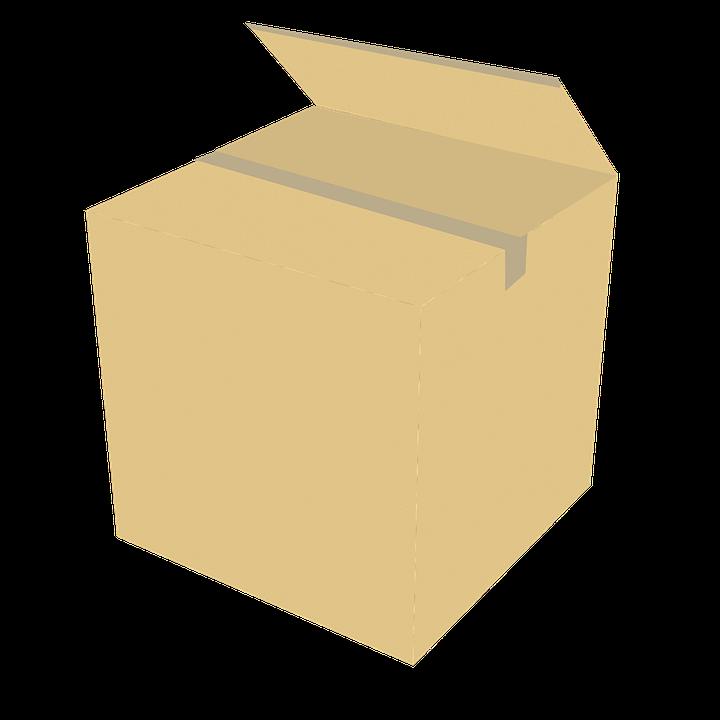 caixa,papelão,embalagem,mudança