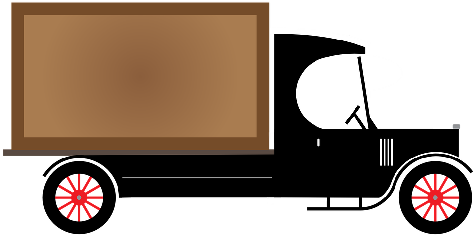 Transporte – mudança –móveis – cargas
