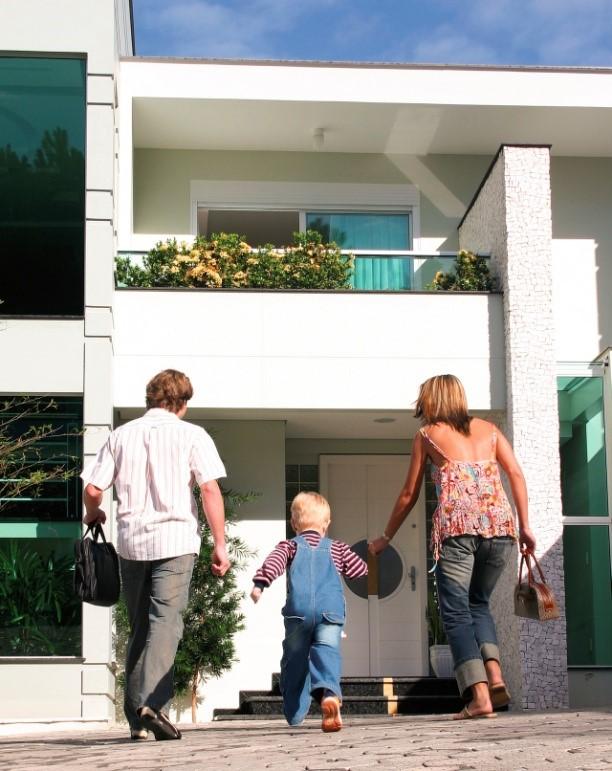empresa de mudança no Planalto Paulista - casa - família - entrando