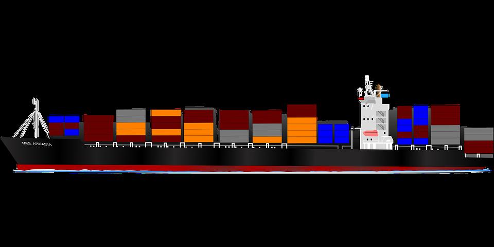 carga- carreto –maritimo